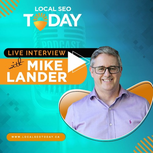 Episode 183: Live Interview With Mike Lander