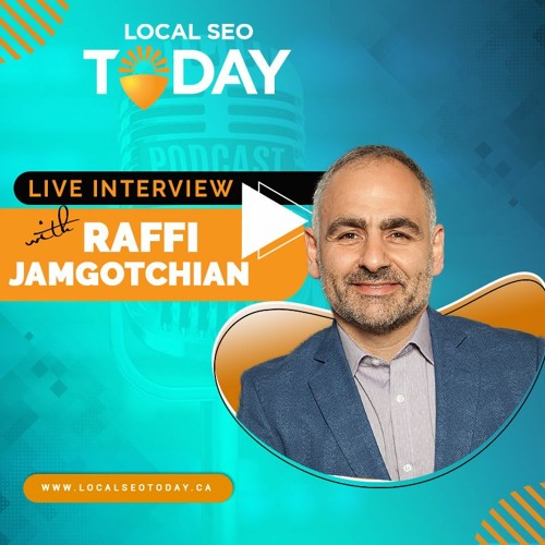 Episode 192: A Conversation with Raffi Jamgotchian